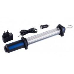 Lampa montážní 60xLED nabíjecí (D)