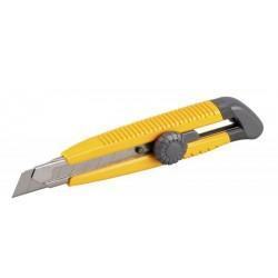 Nůž odlamovací KDS L15 žlutý 18x0. 50mm (D)