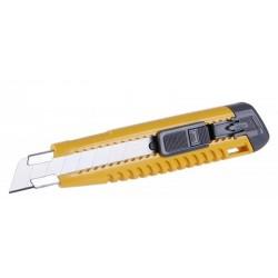 Nůž odlamovací KDS L11 LC 405 18x0. 60mm žlutý (D)