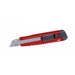 Nůž odlamovací KDS L11 LC-405 18x0. 60mm červený (D)