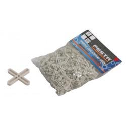 Duté plastové křížky 200ks 5mm FESTA (D)