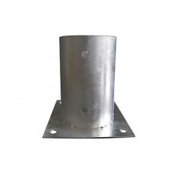 Patka sloupku 120x150mm,PZ (D)