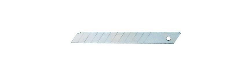 Odlamovací nože - břity